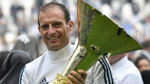 HLV Juventus từ chối lời mời của Real