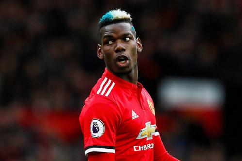 Pogba phải chịu nhiều áp lực trong màu áo Man Utd. Ảnh: Reuters.