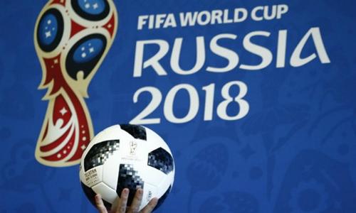 VTV trực tiếp toàn bộ 64 trận đấu tại World Cup 2018. Ảnh: Reuters.