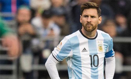 Thành công với Argentina vẫn là nỗi ám ảnh đối với Messi. Ảnh: Reuters