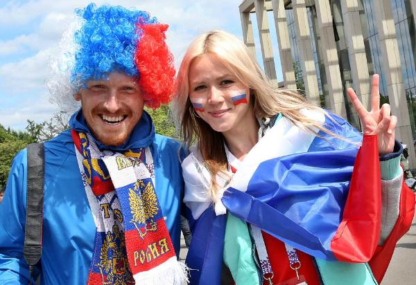 Trận mở màn World Cup 2018: Nga - Ảrập Xêút - ảnh 2