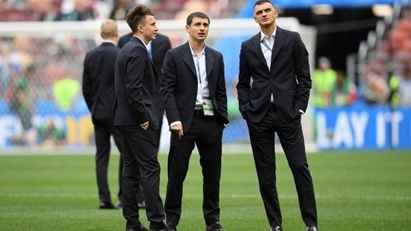 Lễ khai mạc World Cup 2018: Cup vàng thế giới xuất hiện - ảnh 14