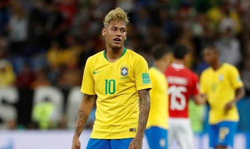 Hòa trận ra quân, Brazil coi như xong World Cup này vì...
