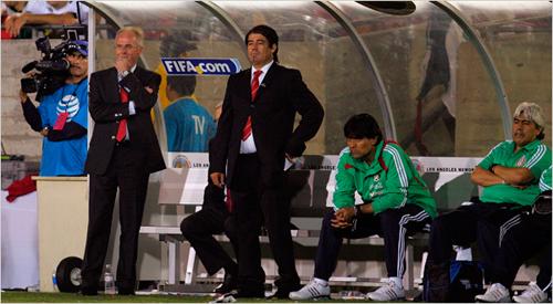 Eriksson từng phải rời đi vì không thể thích nghi với văn hóa bóng đá ở Mexico.