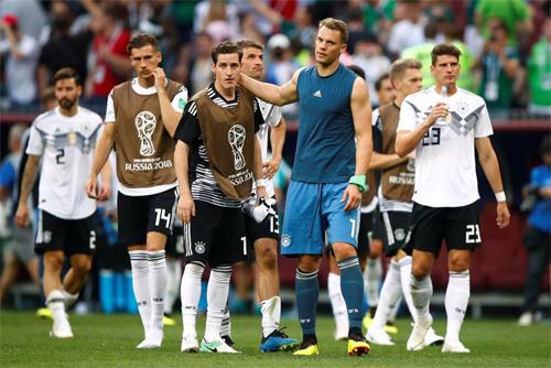 Neuer vẫn vững tin rằng với chất lượng đội ngũ, đẳng cấp, Đức có thể vượt qua khó khăn ban đầu tại World Cup 2018.