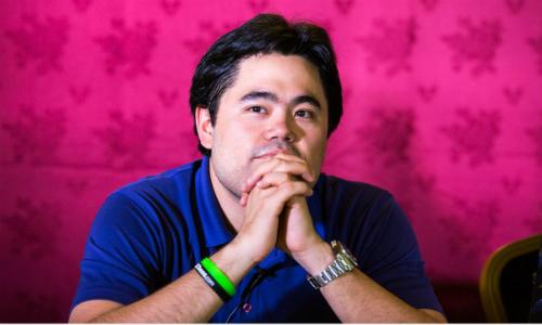 Nakamura có màn trình diễn tốt trước siêu máy. Ảnh: Chess.com.