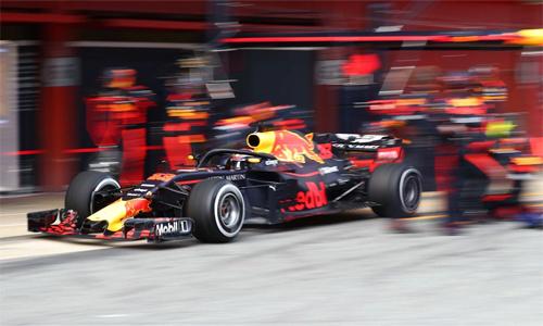Đội Red Bull F1 chia tay Renault, kết duyên cùng Honda - ảnh 3