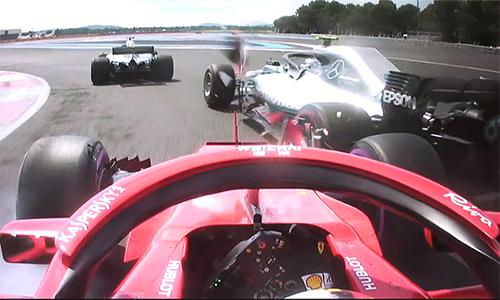Vettel mắc lỗi, Hamilton về nhất tại Grand Prix Pháp - ảnh 2