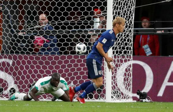 Nhật Bản buộc Senegal chia điểm dù hai lần bị dẫn trước - page 2 - 4