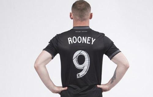 Tiền đạo người Anh có áo số 9 ở câu lạc bộ mới. Ảnh: PA.