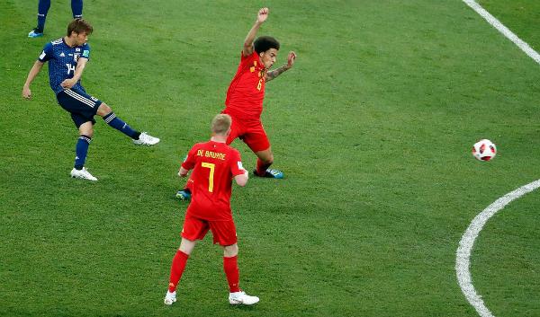 Nhật Bản thua ngược sau khi dẫn Bỉ hai bàn ở vòng 1/8 - page 2 - 1