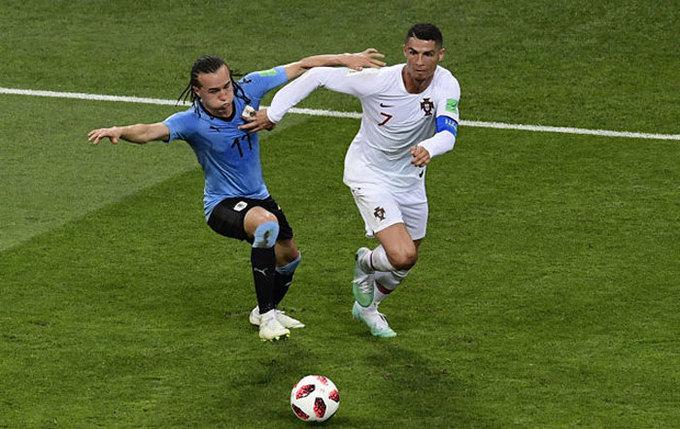 Đội hình tiêu biểu vòng 1/8 World Cup