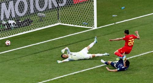 Nhật Bản là đội châu Á duy nhất vượt qua vòng bảng World Cup 2018, nhưng lối chơi tự do, tận hiến đã khiến họ phải dừng bước.
