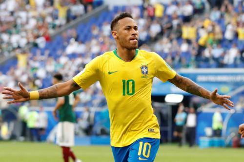 Brazil là đội tuyển giàu thành tích nhất lịch sử World Cup. Ảnh: Reuters.