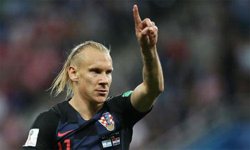 Vida cùng Lovren là cặp trung vệ hiệu quả nhất từ đầu World Cup 2018. Ảnh: Reuters