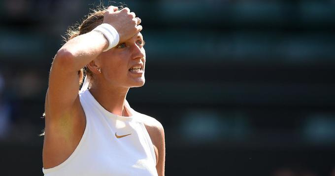 Ác mộng hạt giống ở nội dung đơn nữ Wimbledon 2018