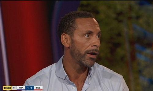 Ferdinand đánh giá cao Mbappe và Varane. Ảnh: BBC.