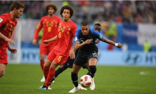 Những pha bứt tốc của Mbappe ở trận chung kết sẽ càng thêm lợi hại khi cầu thủ Croatia xuống sức. Ảnh:FIFA.