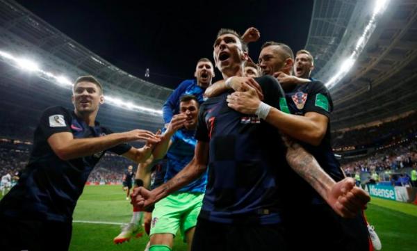 ...giúp Croatia làm nên kỳ tích. Ảnh: Reuters.