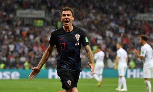 Croatia cần nỗ lực vượt bậc nếu muốn đánh bại Pháp. Ảnh: Reuters
