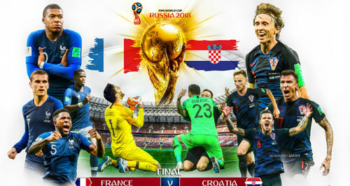 Croatia đang chờ đợi để lần đầu tiên trở thành nhà vô địch thế giới.