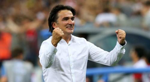 Dalic đưa Croatia lần đầu vào chung kết World Cup. Ảnh: Reuters.