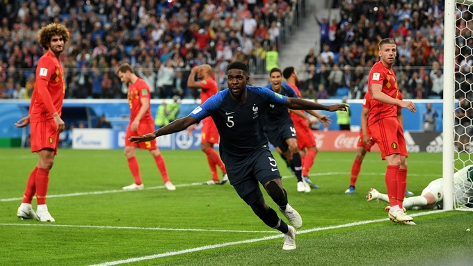 5 cơ sở để Pháp vô địch World Cup 2018