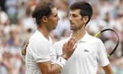 Djokovic hạ Nadal sau năm set tại bán kết Wimbledon