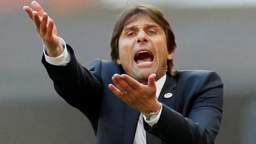 Conte muốn đền bù tới 11,7 triệu đôla tiền lương. Ảnh: Reuters.