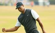 Woods tự tin giành major thứ 15 sau vòng golf thăng hoa