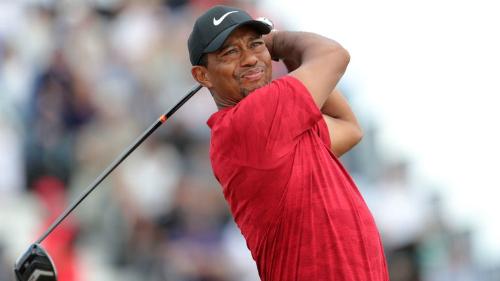 Woods không thể chấm dứt cơn khát danh hiệu major kéo dài một thập kỷ. Ảnh: Sky Sports.
