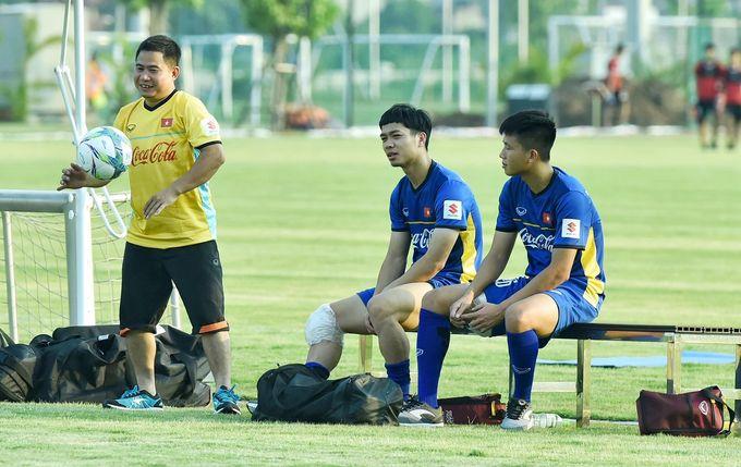 U23 Việt Nam tập buổi đầu tiên chuẩn bị dự Asiad