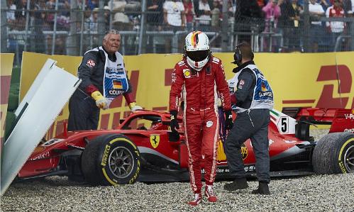 Nico Rosberg: Vettel đang ở thời kỳ đen tối trong sự nghiệp - ảnh 1