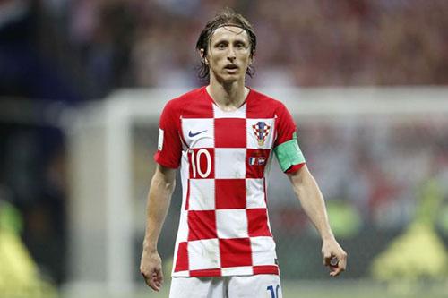 Modric là một trong những tiền vệ trung tâm hàng đầu hiện nay. Ảnh: Reuters.