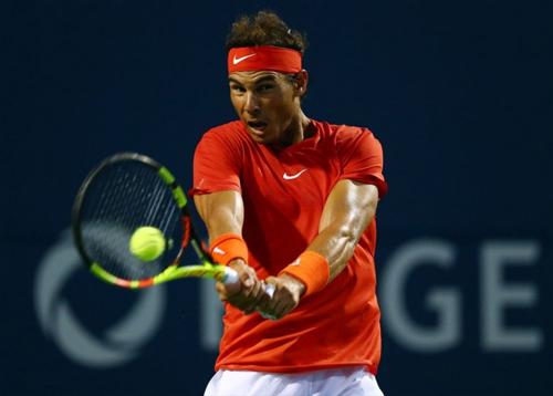 Nadal giành chiến thắng nhờ lối đánh chính xác và chặt chẽ.