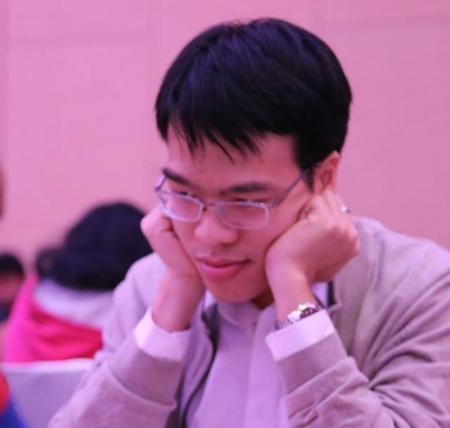 Quang Liêm có thắng lợi thứ hai liên tiếp tại giải. Ảnh: adcf.