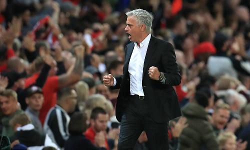 Niềm vui chiến thắng của Mourinho không giúp nhà cầm quân này quên đi nỗi thất vọng ở kỳ chuyển nhượng. Ảnh:Empics Sport.