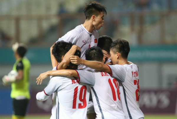 VIDEO: U23 Việt Nam 2-0 U23 Nepal (ASIAD 2018)