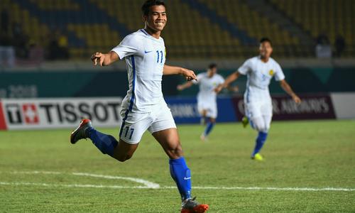 SỐC: Quật ngã Hàn Quốc, U23 Malaysia đi tiếp ở ASIAD