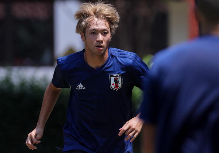 Yuta Kamiya cùng các đồng đội đang được rèn chân ở các giải đấu lớn nhằm chuẩn bị cho Olympic 2020 trên sân nhà.