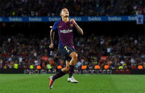 Những trụ cột như Coutinho đóng vai trò rất quan trọng với Barca.
