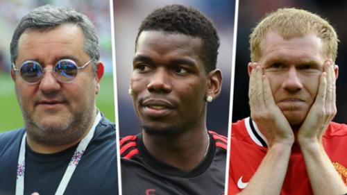 Siêu cò Raiola đòi Man Utd bán ngay Pogba