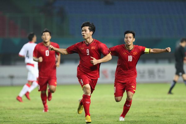 VIDEO: Highlight U23 Việt Nam 1-0 U23 Bahrain – Vòng 1/8 ASIAD 2018