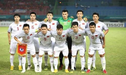 Trận đấu giữa Olympic Việt Nam  Olympic UAE sẽ được trực tiếp lúc 18h30 ngày 1/9 trên kênh số 3 và số 66 thuộc hệ thống truyền hình K+