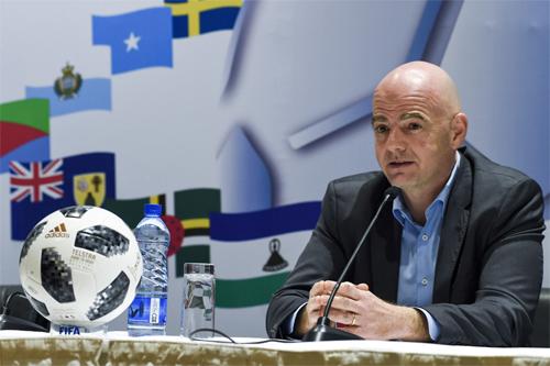 Ý tưởng làm Nations League của UEFA đang được FIFA của Chủ tịch Infantino áp dụng, nhằm hướng tới một Global Nations League - giải đấu hứa hẹn mang lại đột phá về doanh thu.