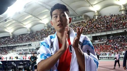 Son Heung-min là cầu thủ thi đấu nhiều nhất ở đầu mùa giải 2018-2019. Ảnh: Reuters.