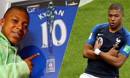 Chelsea có thể đã sở hữu miễn phí một siêu sao nếu giữ lại Mbappe.