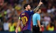 Messi vượt Ronaldo, dẫn đầu về số hat-trick tại Champions League