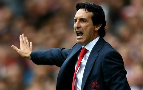 Arsenal đang có mạch bốn trận toàn thắng trên mọi đấu trường dưới thời HLV Emery. Ảnh:Sky Sports.