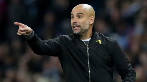 Mục tiêu số một của Guardiola và Man City là đấu trường Ngoại hạng Anh. Ảnh: Reuters.